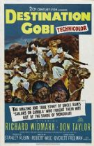 Destination Gobi 1953 DVD - Richard Widmark / Don Taylor